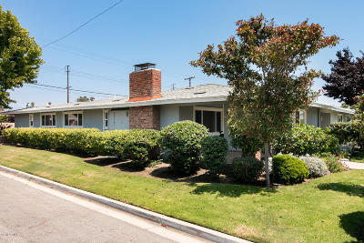 Port Hueneme Condo/Townhouse Active Under Contract: 193 W Garden Green
