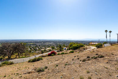 Ventura County Residential Lots & Land For Sale: Via Cielito