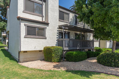 Santa Paula Condo/Townhouse Active Under Contract: 110 Willow Lane