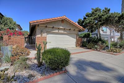 Ventura Single Family Home Active Under Contract: 2642 Bayshore Avenue