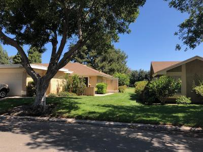 Camarillo Multi Family Home For Sale: 15124 Village 15