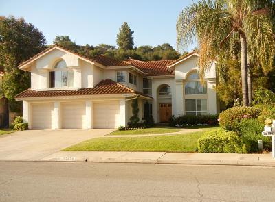 Westlake Village CA Single Family Home For Sale: $1,425,000
