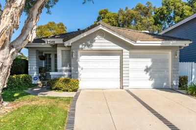 Port Hueneme Single Family Home For Sale: 2540 Seamist Court