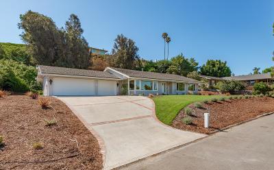 Camarillo Single Family Home For Sale: 854 Grada Avenue