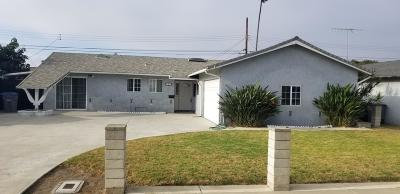 Oxnard Single Family Home Active Under Contract: 901 Portola Way