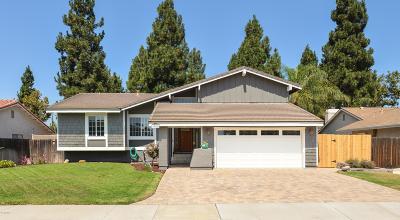 Camarillo Single Family Home Active Under Contract: 1591 Dara Street