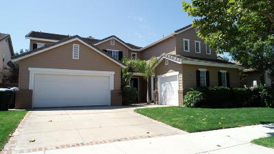 Oxnard Single Family Home Active Under Contract: 830 Ocotlan Way