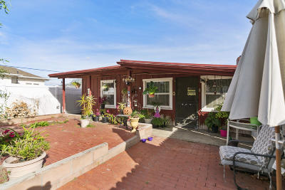 Santa Paula Single Family Home For Sale: 134 W Main Street
