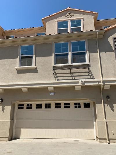 Camarillo Condo/Townhouse For Sale: 433 Castiano Street