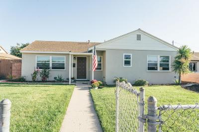Oxnard Single Family Home Active Under Contract: 644 Nectarine Street