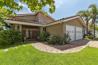 Oxnard Single Family Home For Sale: 2540 Peninsula Road