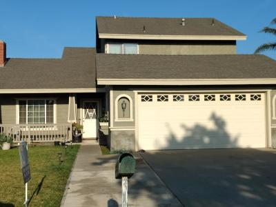Oxnard Single Family Home Active Under Contract: 1130 Cadiz Court