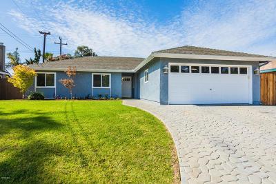 Camarillo Single Family Home For Sale: 2140 Briarfield Street