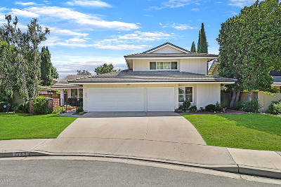 Westlake Village Single Family Home For Sale: 1662 Margate Place
