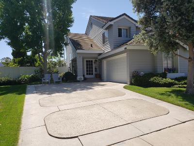 Port Hueneme Single Family Home For Sale: 686 Pacific Cove Drive