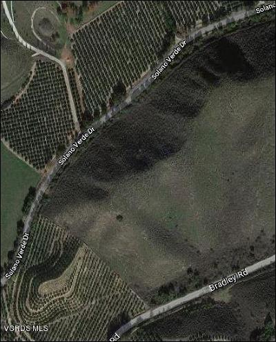 Ventura County Residential Lots & Land For Sale: Solano Verde Drive