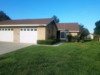 Camarillo Single Family Home Active Under Contract: 30006 Village 30 #30