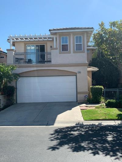 Oxnard Single Family Home For Sale: 2036 Avila Place