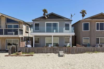 Oxnard Single Family Home For Sale: 113 Ocean Drive