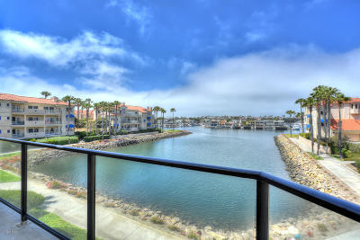 Oxnard Condo/Townhouse For Sale: 1747 Emerald Isle Way