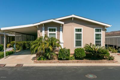 Camarillo Mobile Home For Sale: 35 Margarita Avenue #28