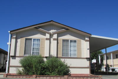 Oxnard Mobile Home For Sale: 3700 Olds Road
