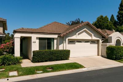Camarillo Single Family Home For Sale: 169 La Veta Drive