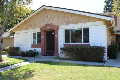 Port Hueneme Condo/Townhouse For Sale: 2573 Rudder Avenue