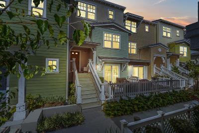 Oxnard Condo/Townhouse For Sale: 3654 Islander Walk