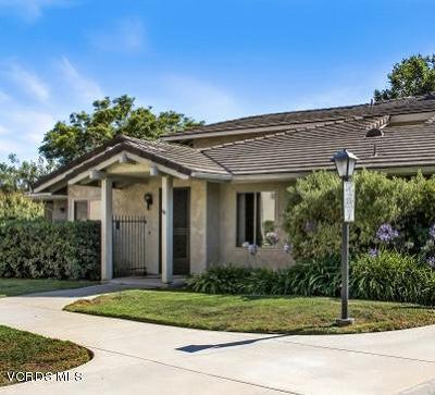Ventura Condo/Townhouse Active Under Contract: 832 Sandberg Lane