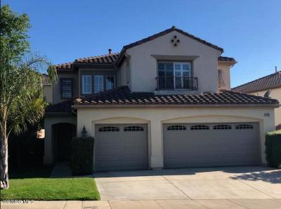 Newbury Park Single Family Home For Sale: 4438 Camino De Las Estrellas
