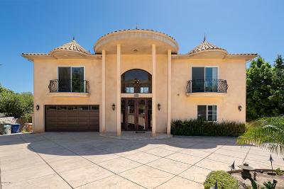 Camarillo Single Family Home For Sale: 354 Alosta Way