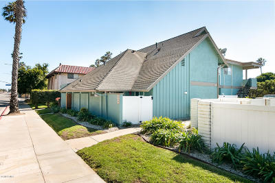 Ventura Condo/Townhouse For Sale: 2847 E Harbor Boulevard #B