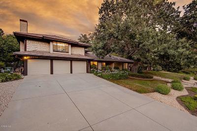 Westlake Village Single Family Home For Sale: 942 Deep Wood Drive