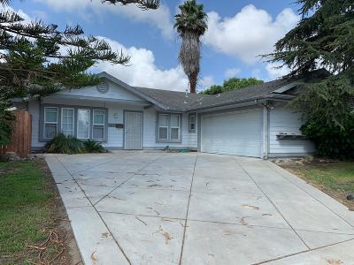 Camarillo Single Family Home For Sale: 509 Kelly Avenue