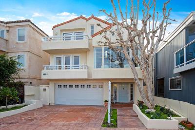 Oxnard Single Family Home For Sale: 3305 Harbor Boulevard
