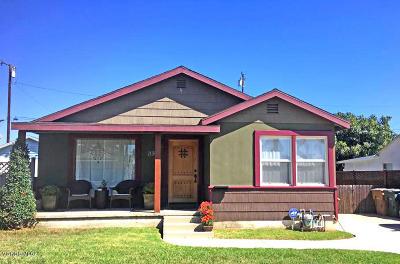 Ventura County Single Family Home For Sale: 2154 Grand Avenue