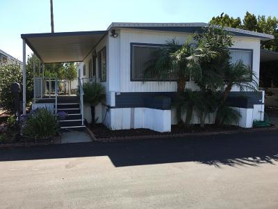 Camarillo Mobile Home For Sale: 4388 Central Avenue #64