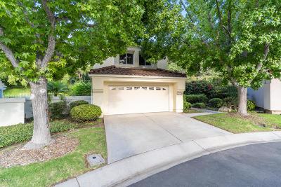 Camarillo Single Family Home For Sale: 6434 Corte Campina