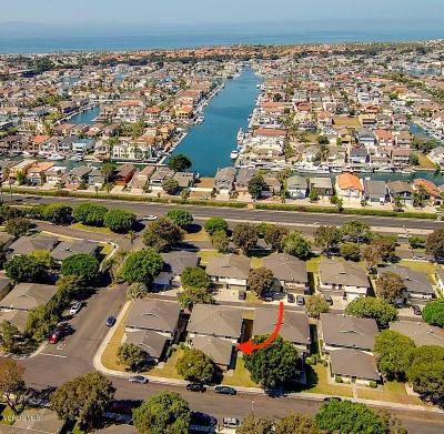 Port Hueneme Condo/Townhouse For Sale: 2617 Anchor Avenue