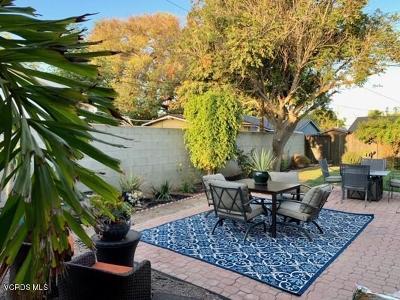 Camarillo Single Family Home For Sale: 830 Bradford Avenue