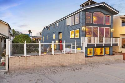 Oxnard Single Family Home Active Under Contract: 215 Ocean Drive