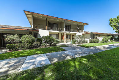 Port Hueneme Condo/Townhouse For Sale: 157 W Channel Islands Boulevard
