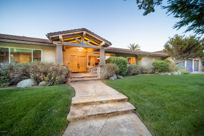 Thousand Oaks Single Family Home For Sale: 769 Camino Las Conchas