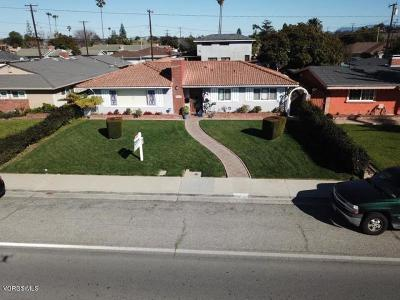 Oxnard Single Family Home For Sale: 710 H Street