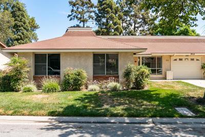 Camarillo Single Family Home For Sale: 7416 Village 7