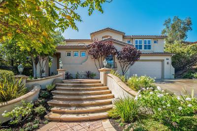 Thousand Oaks Single Family Home For Sale: 2928 Woodflower Street