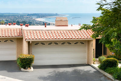 Ventura Condo/Townhouse For Sale: 886 Winding Way Drive
