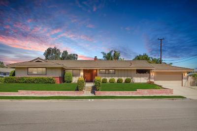 Camarillo Single Family Home For Sale: 84 Camino La Madera