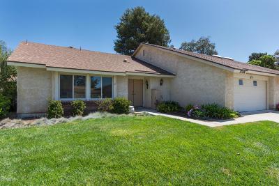 Camarillo Condo/Townhouse For Sale: 37216 Village 37